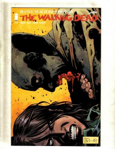 Lot Of 6 Walking Dead Image Comic Books # 128 129 130 131 132 133 Negan RP4