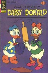 Daisy and Donald #18, Fine+ (Stock photo)