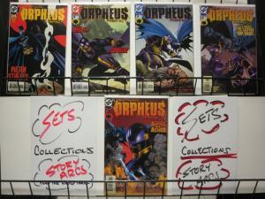 BATMAN ORPHEUS RISING (2001) 1-5  Complete!