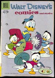 Walt Disney's Comics & Stories #233 (1960)