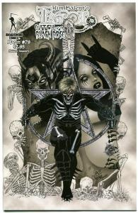 TAROT WITCH of the Black Rose #79, Jim Balent, NM-, Holly, more in our store,  A