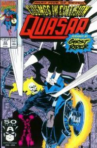 Quasar #23, NM (Stock photo)