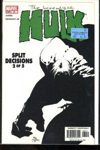 Incredible Hulk #61 (2003)