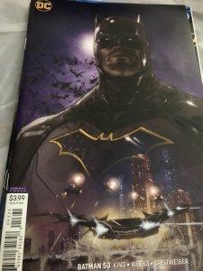 DC Batman #53 Variant Mint Hot