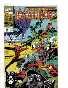 Excalibur #39 (1991) SR40