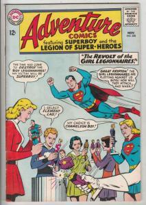 Adventure Comics #326 (Nov-64) NM- High-Grade Legion of Super-Heroes, Superboy
