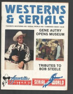 Westerns & Serials #30 1989-B-Western & serial photos & info-RKO Westerns fro...