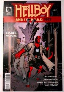 Hellboy and the B.P.R.D. 1955 Secret Nature #0 Dark Horse 2017 VF/NM Comic Book