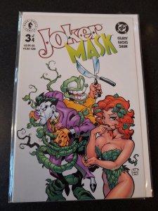 Joker Mask #3 Dark Horse Comics vf+ hard to find