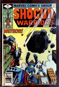 Shogun Warriors #12 (1980)
