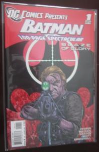 DC Comics Presents Batman Blaze of Glory #1 8.0/VF (2011)