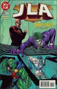 DC JLA #11 NM