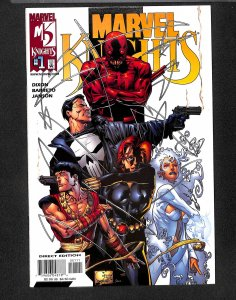 Marvel Knights #1 (2000)