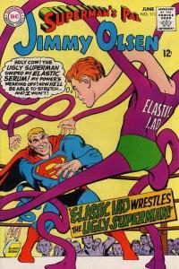 Superman's Pal Jimmy Olsen #111, Good+ (Stock photo)