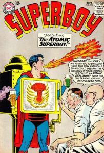 Superboy (1949 series) #115, VG (Stock photo)