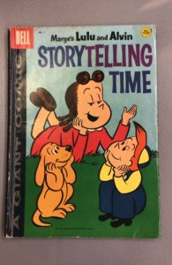 Little Lulu and Alvin Storytelling Time #1 (1959)