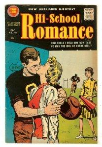 Hi-School Romance 70