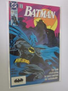 Batman (1940) #463 - 8.5 VF+ - 1991