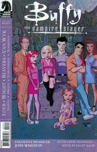 Buffy the Vampire Slayer Season Eight #20A VF/NM; Dark Horse | save on shipping