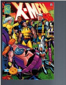 X-Men '96 #1 (1996)