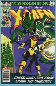 X-Men 143 Mar 1981 VF- (7.5)