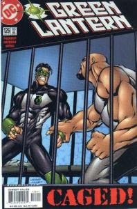 Green Lantern (1990 series) #126, NM- (Stock photo)