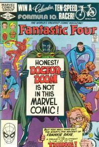 Fantastic Four (1961 series) #238, VF- (Stock photo)