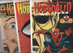 Spider-Man Hobgoblin Lives Set 1-3 #1to3 (Jan-97) NM Super-High-Grade Spider-Man