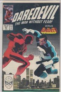 Daredevil #257 (1988)