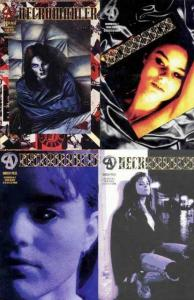 NECROMANCER (1993 ANARCHY) 1-4  MICHAEL O CONNELL