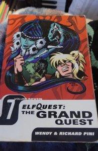 elfquest grand quest manga vol 7