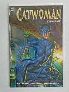 Catwoman Defiant #1 First 1st print 8.0 VF (1992)
