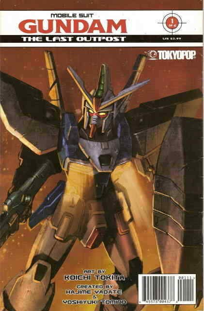 Mobile Suit Gundam: The Last Outpost #1 VF/NM; Tokyopop | save on shipping - det