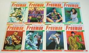 Crying Freeman Part 4 #1-8 VF/NM complete series viz manga comics set 2 3 5 6 7