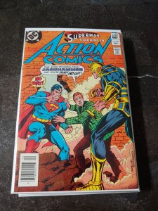 Action Comics #538 (1982)