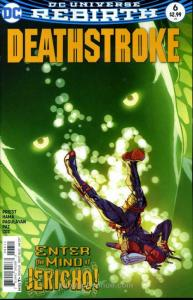 Deathstroke (3rd Series) #6 VF/NM; DC | save on shipping - details inside