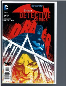 Detective Comics #37 (2015)