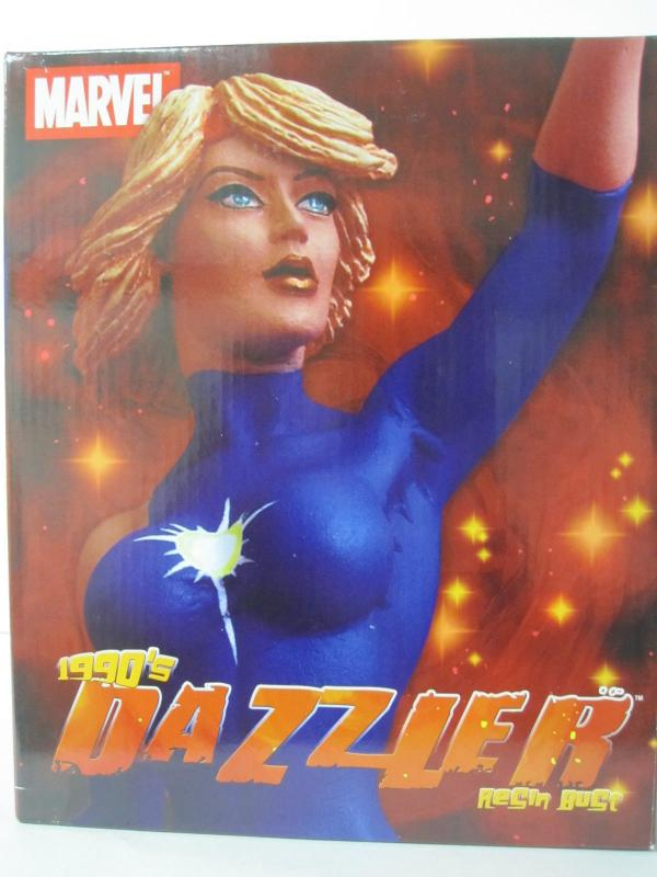 DAZZLER Resin bust, MIB, SDCC, Limited to 600, more X-men in store, #293, Statue