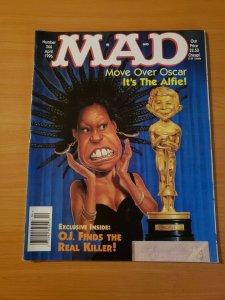 Mad Magazine #344 ~ VERY FINE - NEAR MINT NM ~ April 1996