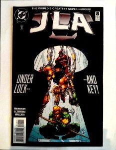 JLA #8 (1997)