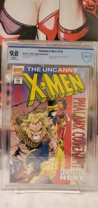 Uncanny X-Men #316 - RARE Newsstand Edition - CBCS 9.8