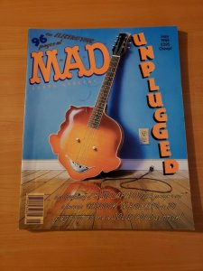 Mad Magazine Super Special Unplugged ~ NEAR MINT NM ~ May 1994