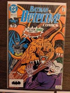 Detective Comics #623 (1990)