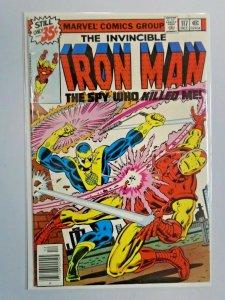 Iron Man (1st Series) #117, 8.0/VF (1978)