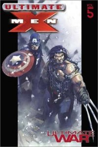 Ultimate X-Men (2001 series) Trade Paperback #5, NM (Stock photo)