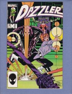 Dazzler #37 NM- Marvel 1985