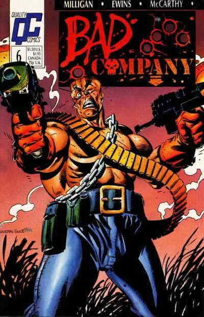 Bad Company #6 FN; Fleetway Quality | save on shipping - details inside