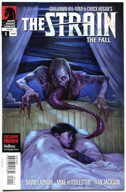 The STRAIN #1, NM, The Fall, Guillermo del Toro, 2013, more Horror in store