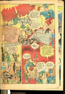 Man of War #1 1941-Centaur-1st issue-Liberty Guards-Vapo-man-Fire-man-Sentinel-P