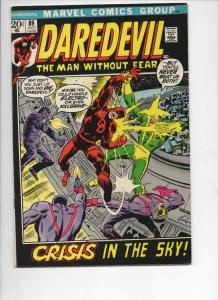 DAREDEVIL #89 FN/VF, Gene Colan, Murdock, Electro, 1964 1972, more Marvel in sto